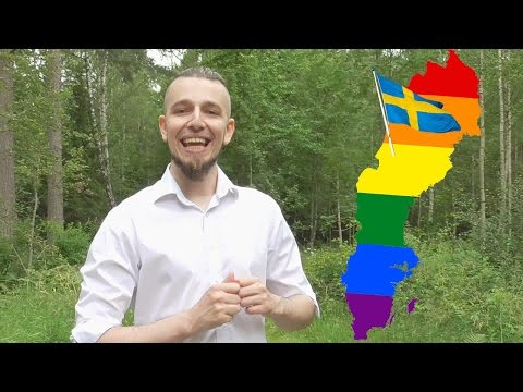 Being gay in Sweden