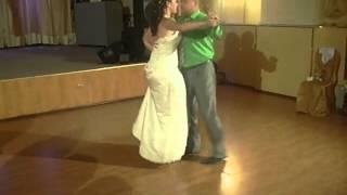 Волшебный вальс. Свадебный танец. Школа танцев