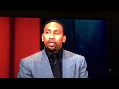 Stephen A. Smith rant about controversial Pacquiao/Horn decision