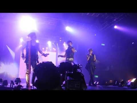 JPM 8/3 演唱會 SHE WANNA GO