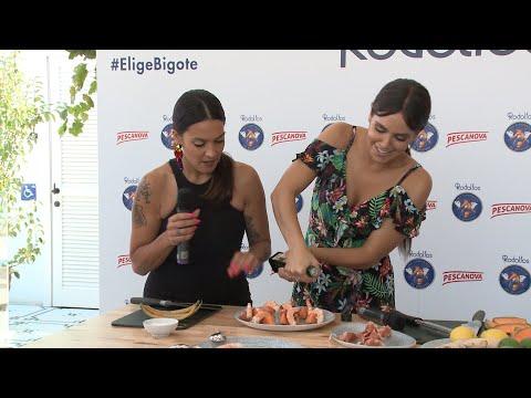 Cristina Pedroche se estrena como chef en un showcooking
