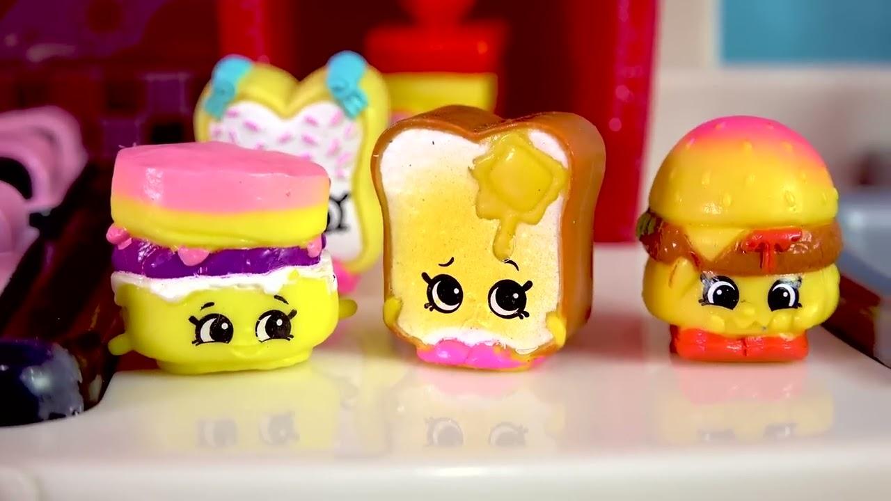 Oh So Real Mini Food Packs Shopkins Surprise Blind Bags