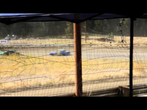 Eagle Track Raceway Heat Race