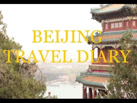 Beijing travel diary