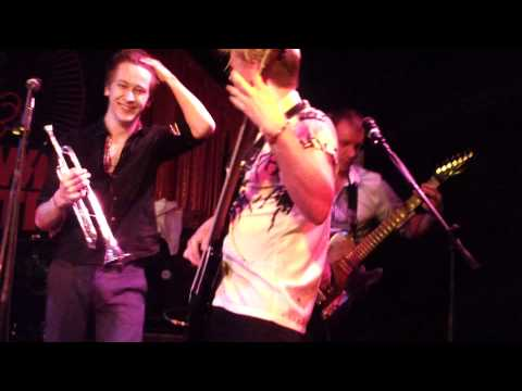 Diablo Swing Orchestra - Vodka Inferno [Live in Medellin May 25 2012] mp3