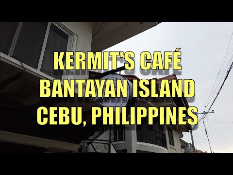 Kermit's Café Bantayan Island, Cebu Philippines.