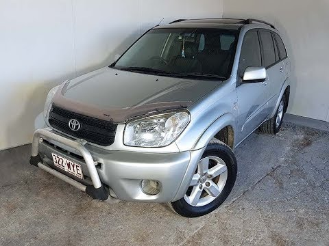 Sold 4 4 Suv Toyota Rav4 Cruiser Wagon Manual 2004 Review For Sale