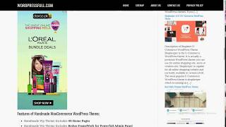 Handmade Shop WordPress WooCommerce Theme