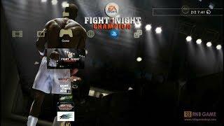 Fight Night Champion PS3 PKG OFW Han testing