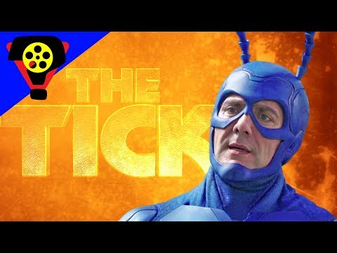 The Tick Season 1A Review And Analysis [Amazon 2017] | Secret Screening