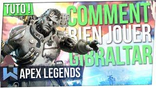 Tuto : Jouer Gibrąltar Comme un Pro ! Apex Legends FR