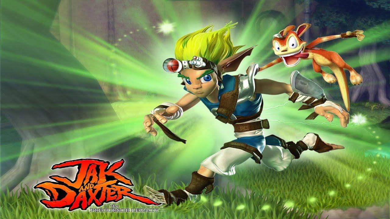 Jak And Daxter Wallpaper 12835797: Jak & Daxter HD