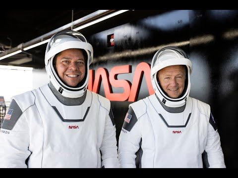 Meet our #LaunchAmerica Astronauts Flying on a SpaceX Spacecraft