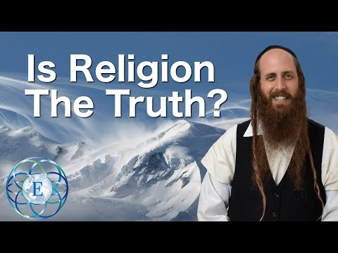 Rav Dror - Is Religion The Truth - Or Has It Been Manipulated?