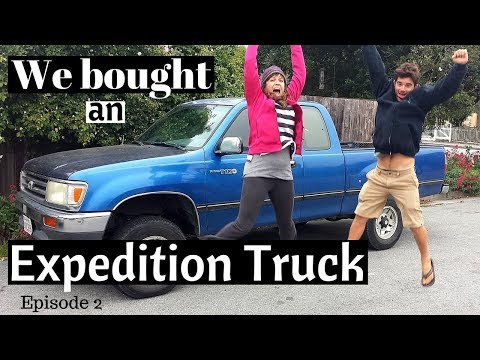 Expedition Truck: Shopping and Buying OVERLAND TRAVEL VLOG Ep.2