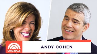 Andy Cohen and Hoda Chat Timing of Kids | Quoted By…with Hoda | Today