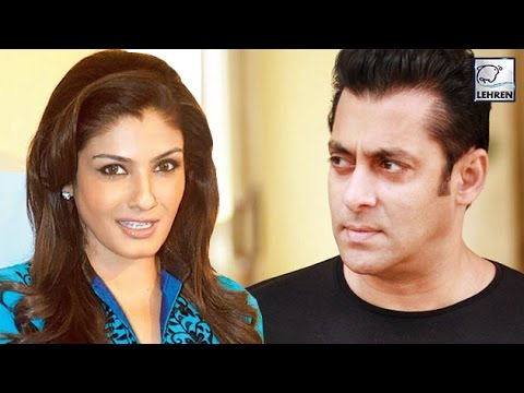 Thumbnail: Raveena Tandon FOUGHT With Salman Khan Over A Bubble Gum