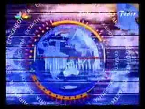 Star Channel - Breaking news ident 2002