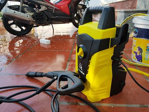Máy Rửa Xe áp Lực Mẫu Mới .rửa Xe Panda Giá 1250k/liên Hệ 0986045505