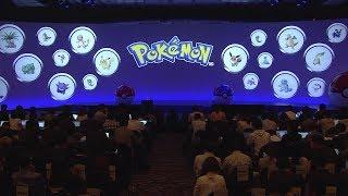 2019 Pokémon Press Conference