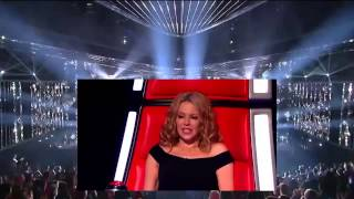 Leverne Scott Roberts   Explosions  The Voice UK 2014   Blind Auditions
