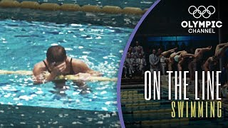The unexpected wave that defined an Olympic swimming race | On the Line