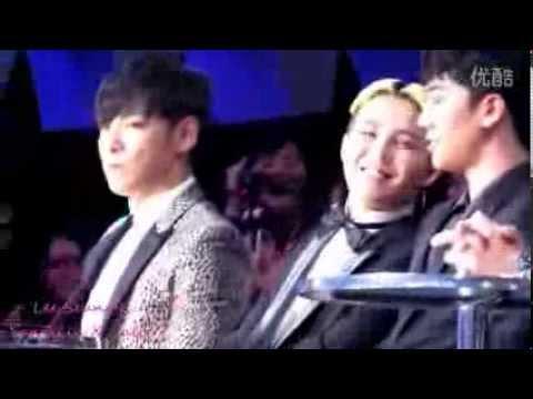 TOP GD & Seungri Laugh Together