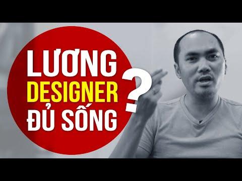 Mức Lương Thiết Kế Đồ Họa - Graphic Designer Có Đủ Sống ? | Big TV