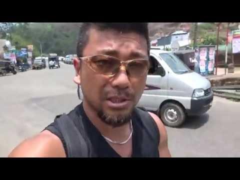 アキーラさん散策⑤インド・高原都市ムナール市街地Citi center of Munar in India