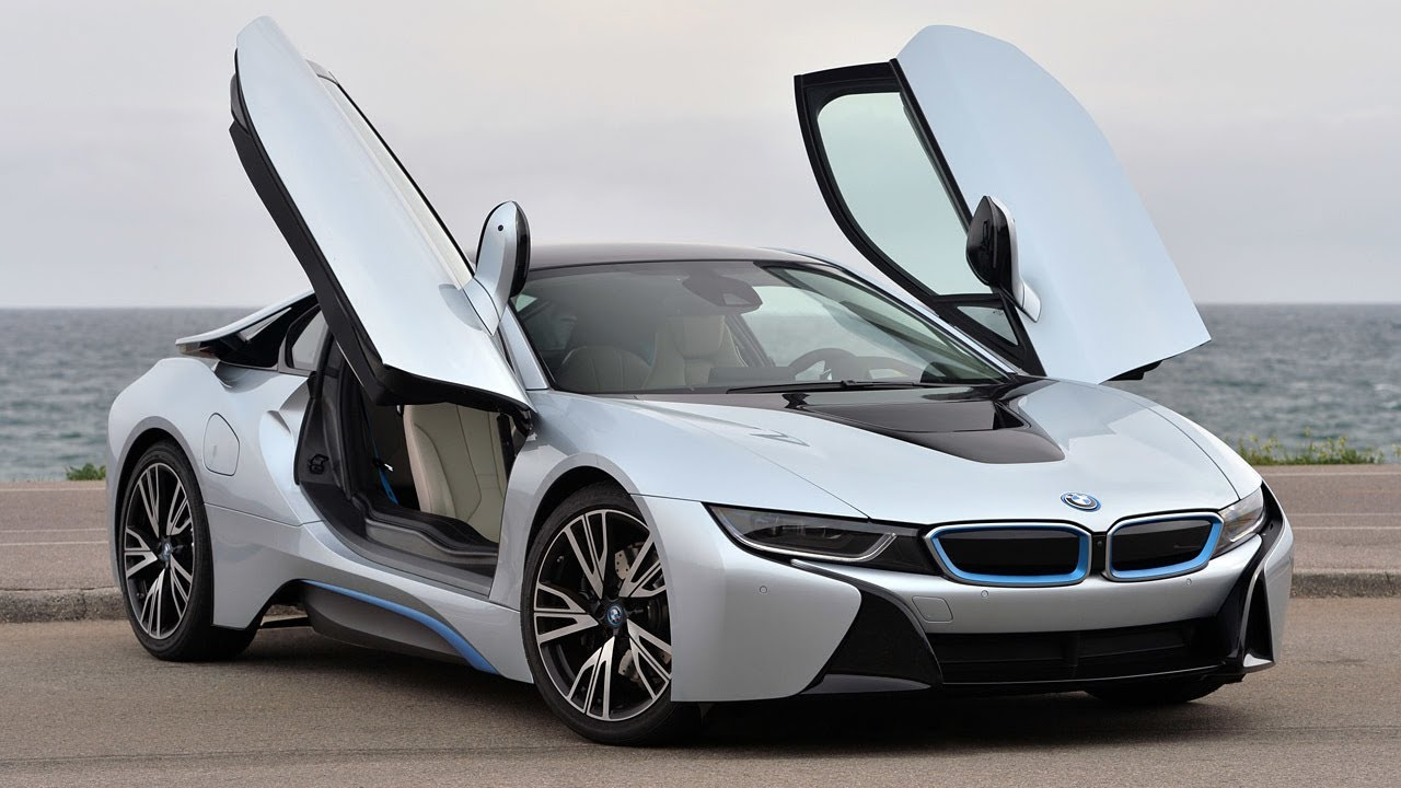 Bmw I8 Spyder Review 2016 Bmw I8 Interior Driving Bmw I8