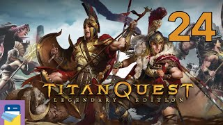 Titan Quest: Legendary Edition - Nature Build Part 24 - iOS/Android Gameplay (by HandyGames)