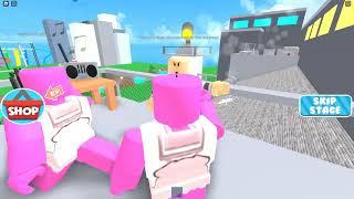 [로블록스] 피그가 5마리! 모두 함께 감옥 탈출!!!
