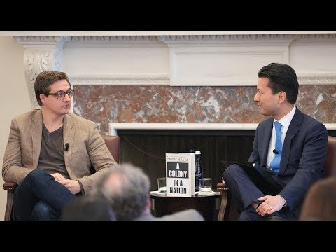 Chris Hayes and Kenji Yoshino discuss American criminal justice and race