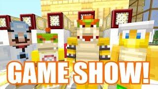 Minecraft Wii U - Nintendo Fun House - Bowser Jr's Game Show! [70]