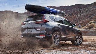 homepage tile video photo for La capaz Honda CR-V - A la altura de lo que venga