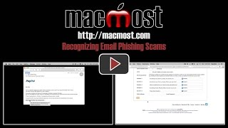 Recognizing Email Phishing Scams (#1098)