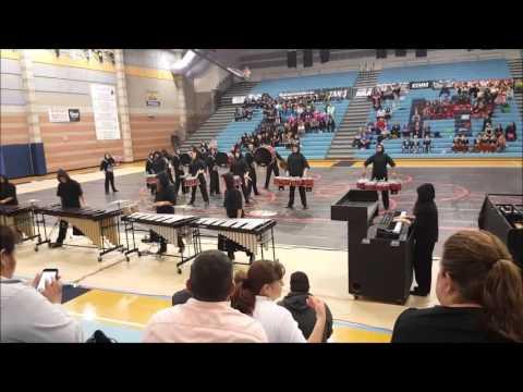 Basic High School 2016 Indoor Percussion Ensemble
