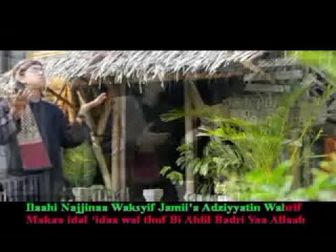 Shalawat versi sunda (karoke)