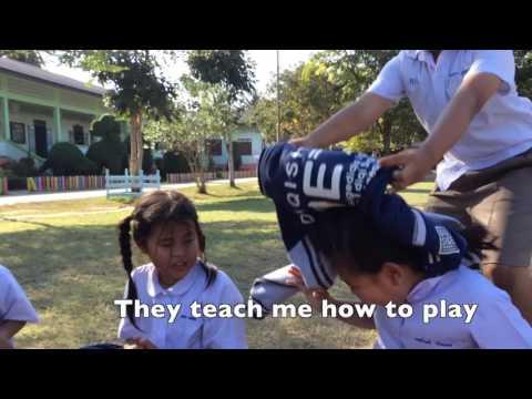 Taqiya's AIESEC Story - Sawasdee Thailand #21 [Part 1]