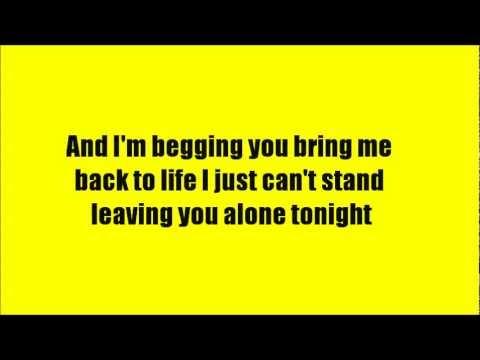 Stutter Marianas Trench lyric