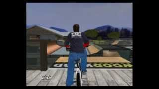 The Gameplay of Dave Mirra Freestyle BMX 2