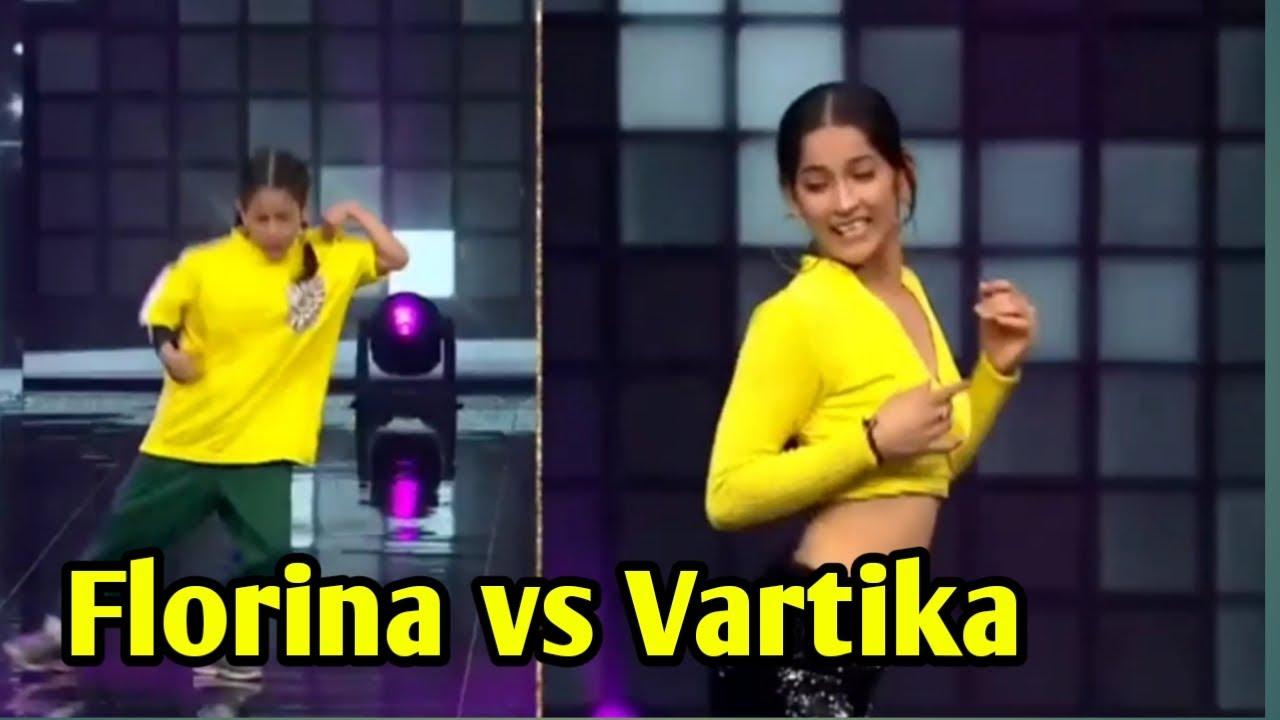Download Florina tushar vartika battle in super dancer chapter 4 #superdancerchapter4 #superdancer4 #florina
