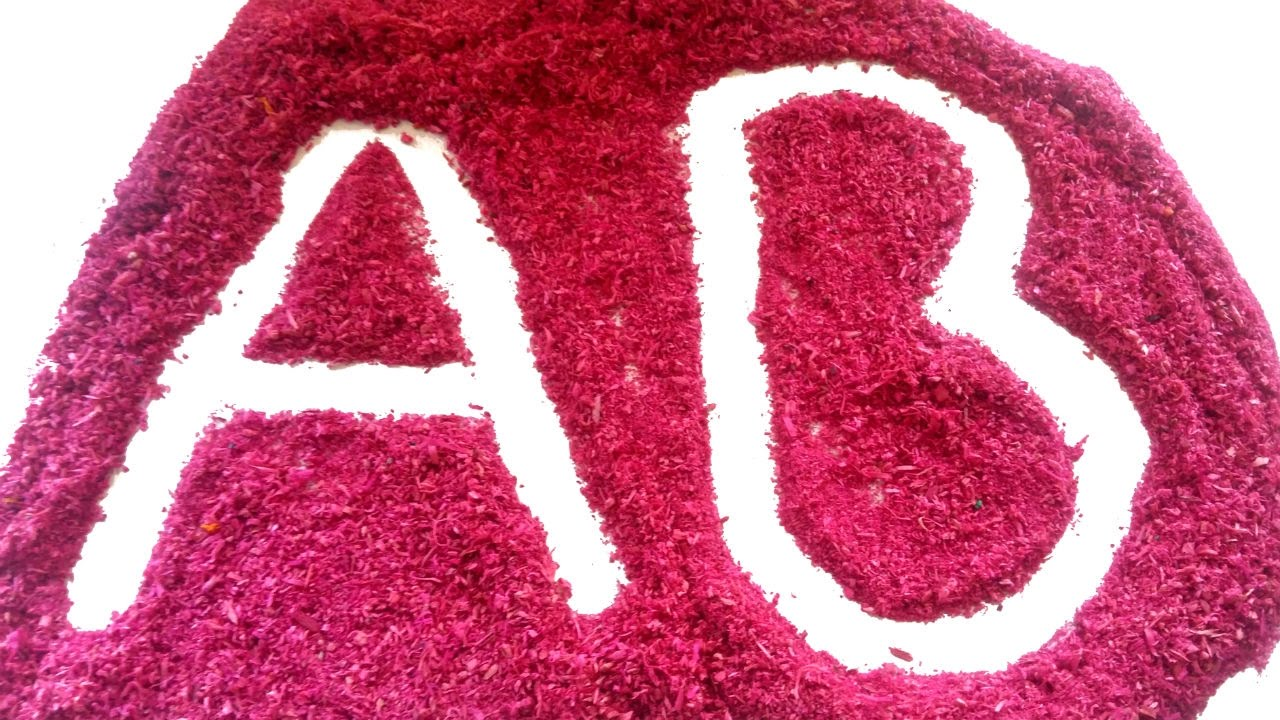 Learn Alphabet with Rangoli Colors|abcdefghijklmnopqrstuvwxyz song ...