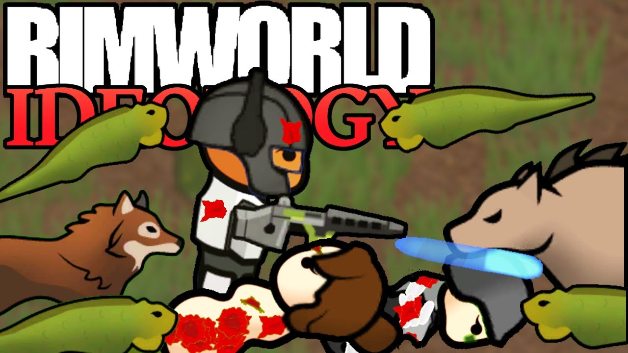 I Hate Animals and Even this Game | Rimworld: Ideology #8