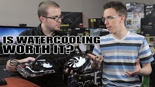 Is Water Cooling Your GPU Worth It? (With Austin Evans!)