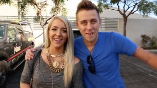 Pranking With Jenna Marbles!!