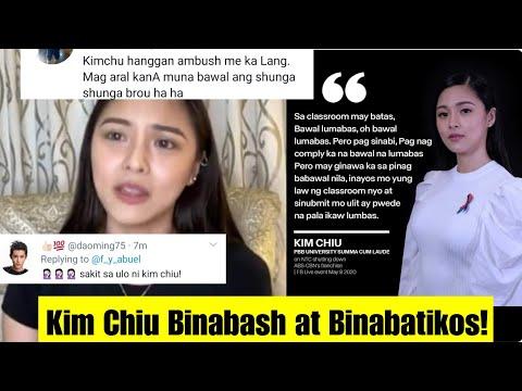 "KIM CHIU Trending, Binabash, at Binabatikos! Tinawag na ""Tanga"" Dahil sa Kanyang Pahayag sa ABS-CBN"