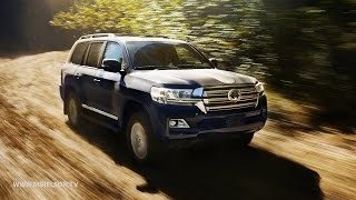 Toyota Land Cruiser 200 _  2015 рестайлинг - обзор Александра Михельсона