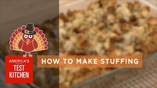 Best Thanksgiving: How to Make the Best Stuffing