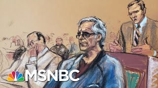 Flight Risk, Danger To Community Cited By Judge For Epstein Bail Denial | Craig Melvin | MSNBC